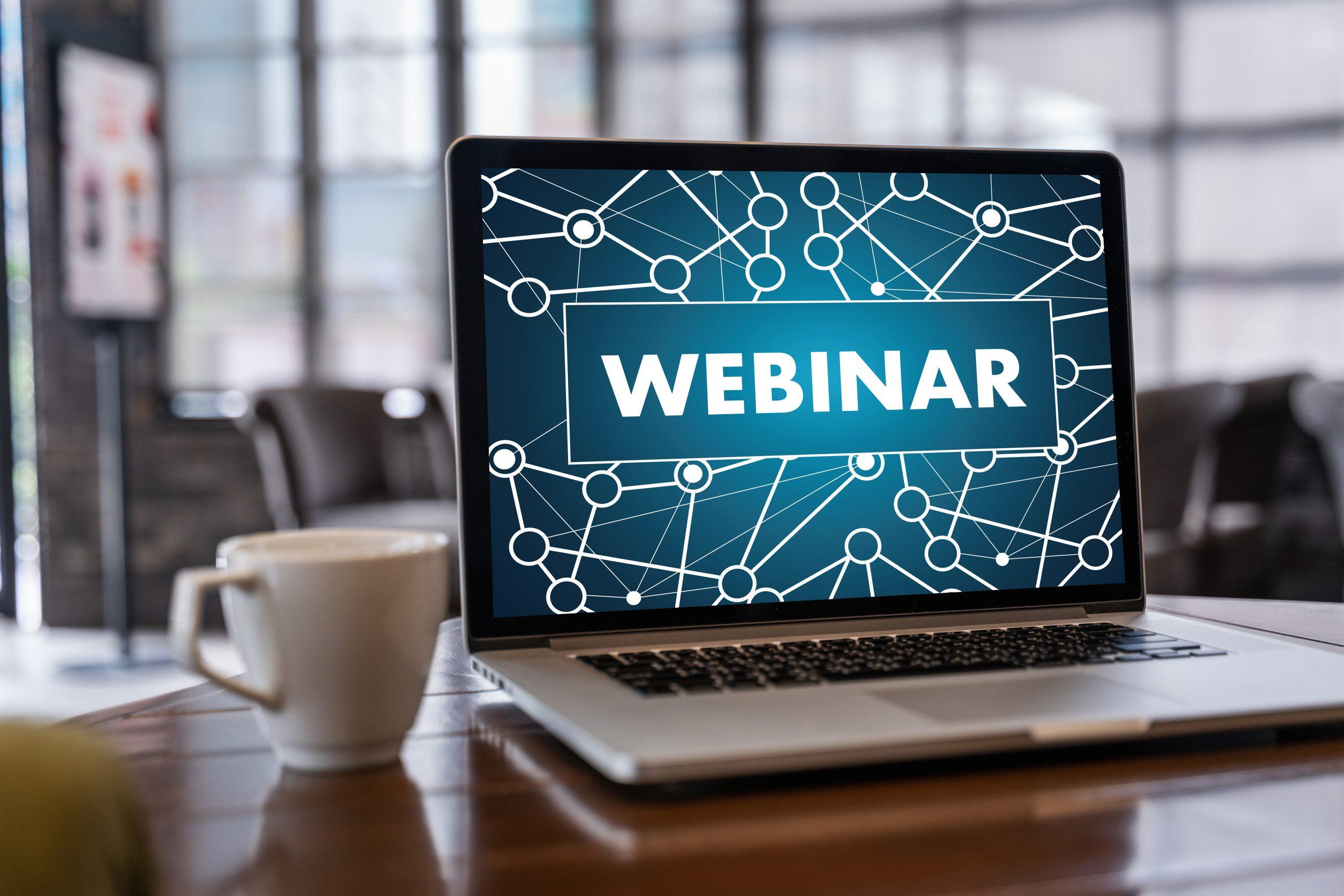 Webinars and Meetings